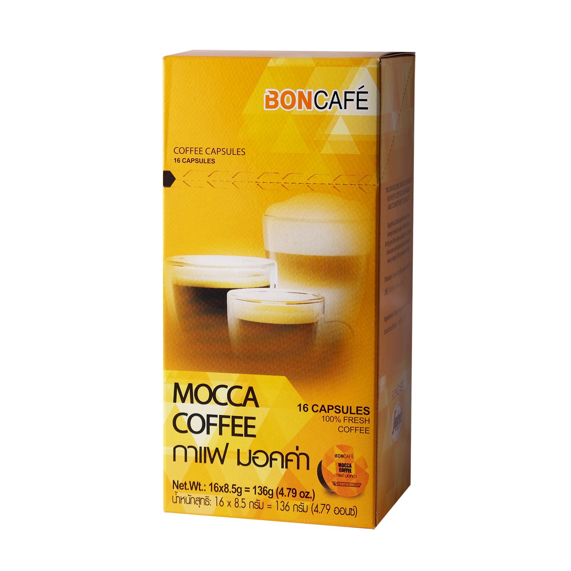 Boncafe Capsule Mocca 16pcs