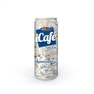 iCafe French Vanilla 240ml (30 cans)