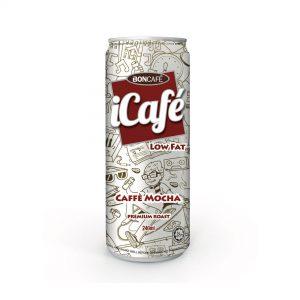 iCafe Mocha 240ml (30 cans)