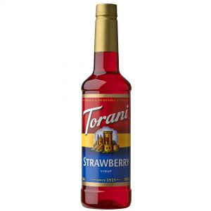 Strawberry Syrup 750ml