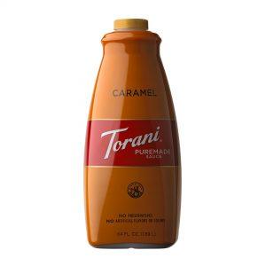 Torani Caramel Sauce 1890ml