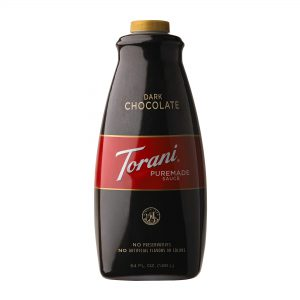 Torani Dark Chocolate Sauce 1890ml